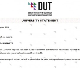 DUT.C19.statement.04September2020