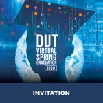 DUT Virtual Spring Invitation 2020