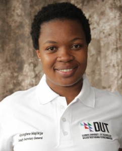 Abongiwe Majikija,Deputy Secretary