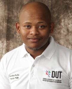 Awonke Kufa,Poject Officer (PMB)