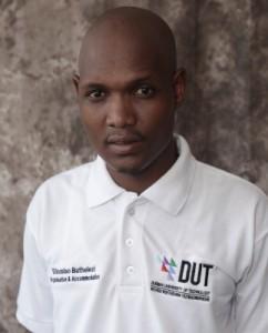Sibusiso Buthelezi,Organisation&Accommodation (DBN)