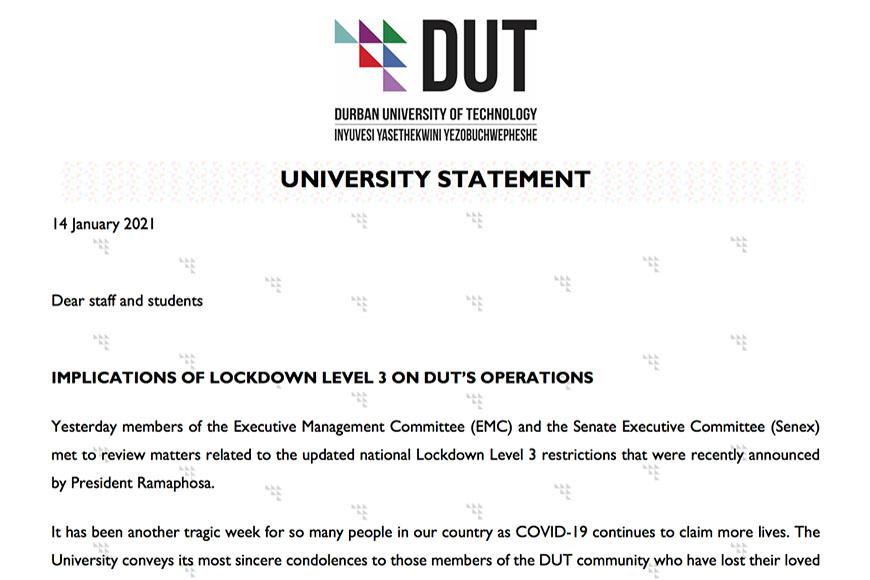 DUT-statement-14January.2021