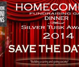 homecoming 2014 Save the date